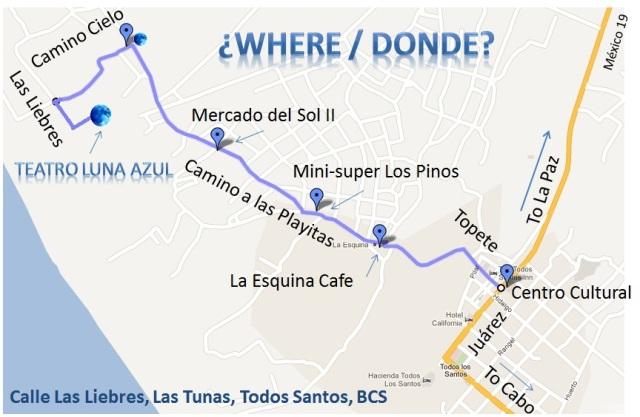 New map Luna Azul