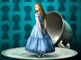 Alice always knew she held the key.