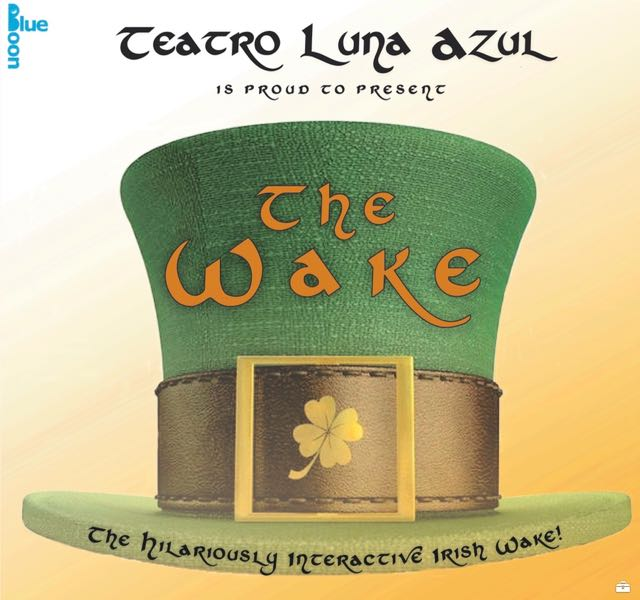 Poster for FB -The Wake