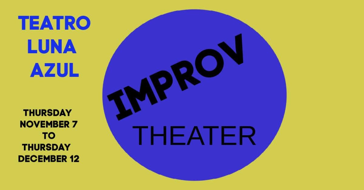 Improv Facebook Event Cover